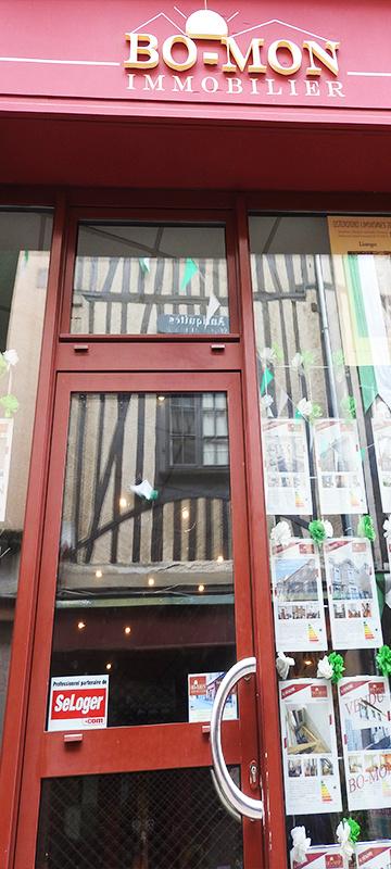 Bo mon immobilier limoges acheter vendre investir estimer for Acheter garage investissement